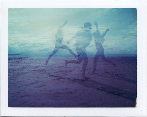 Ghosts landing on the sand 1 | by Rhiannon Adam
