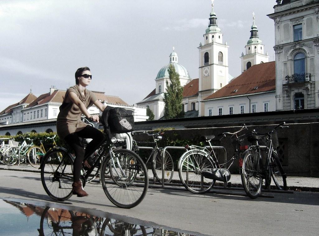 Image result for ljubljana cycling