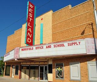 Westland Theater | by Lynne's Lens