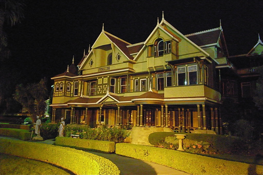 New Hidden Room Discovered At Winchester Mystery House