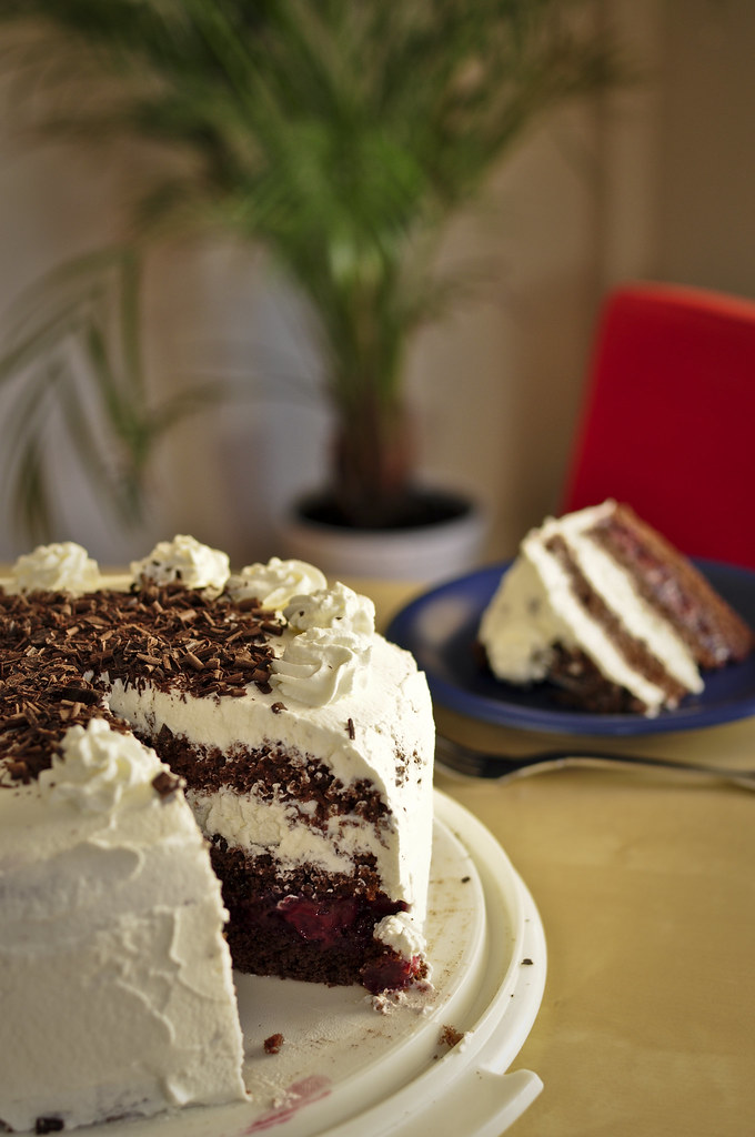 Black Forest Cake Recipe Video By Sanjeev Kapoor