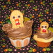 Turkey cupcake tutorial