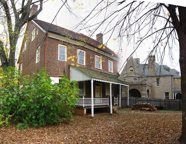 Vierling House Rear Vierling House Amp Garden 463 Church