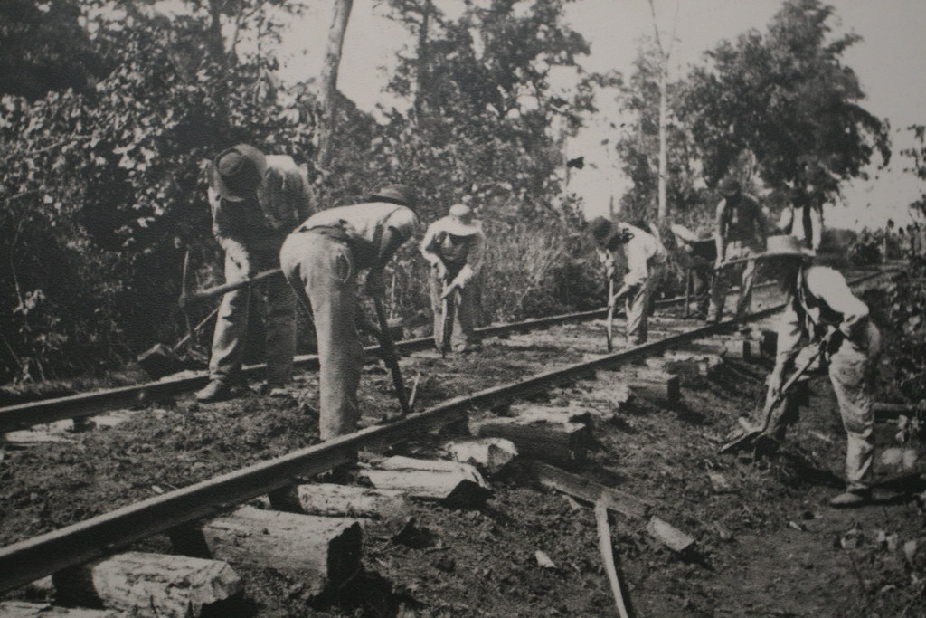 Railroad Workers Tennessee Wanderer Flickr