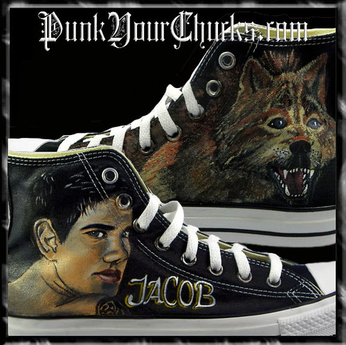 Team Jacob Converse Sneakers | Flickr - Photo Sharing!: https://www.flickr.com/photos/10751614@N08/4143562303