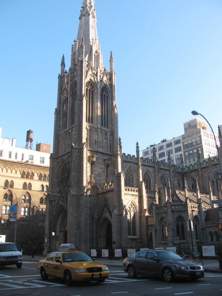 Grace church one of new york city 39 s most beautiful for New york city beautiful