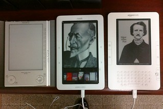 Sony Reader, Nook, Kindle | by Bobbi Newman