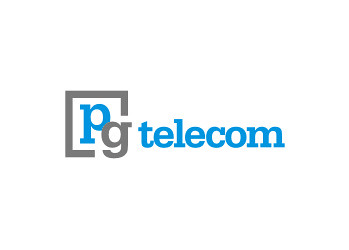Telecommunications usa logo design by litmus branding for Design agency usa