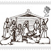 Politically Correct Christmas Stamp