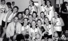 Sr. Girls Volleyball 0203