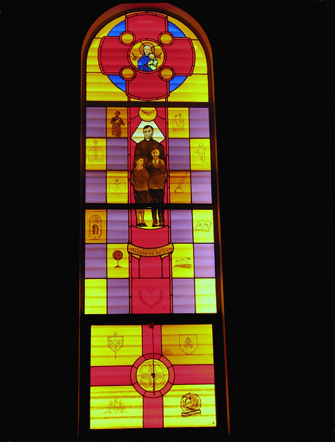 Fremantle Stained Glass