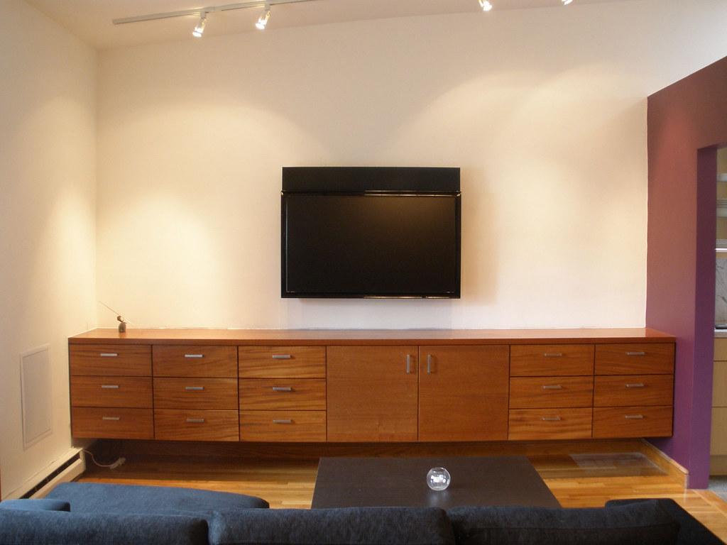 Living Room Millwork