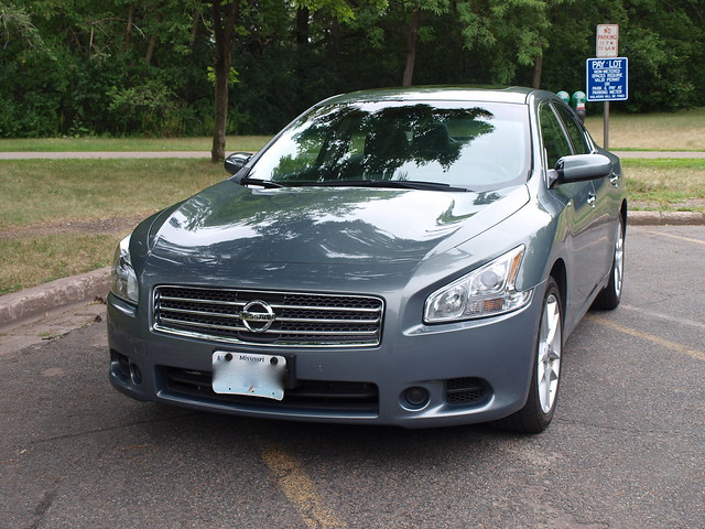 2009 Nissan Maxima 8