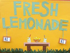 lemonade stand! | by amy.gizienski