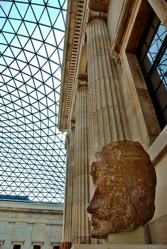 Foyer Museum Uk : British museum entry hall looks best in regular size on