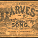 """""""The Harvest of Song"""" music book from 1878"""