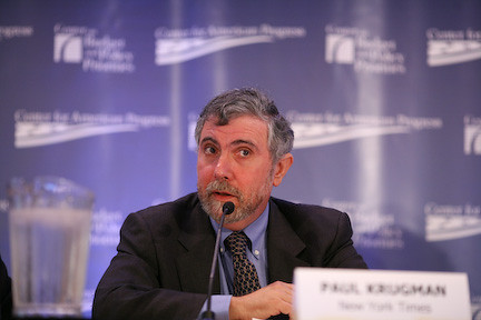 Paul Krugman | by Center for American Progress