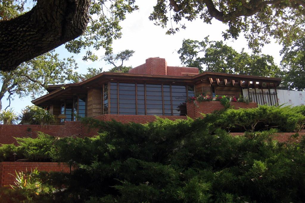 California - Palo Alto: Hanna-Honeycomb House | The Hanna ...
