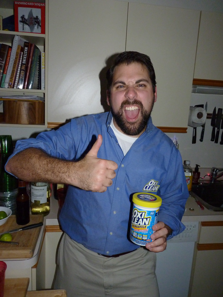 oxy clean guy aka billy mays aka tommy victor hebert flickr