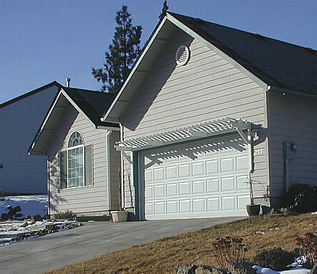 Garage Door Arbor 3 Make A Garage Door Arbor Click Here