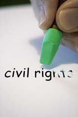 Erosion of civil rights | by Alan Cleaver