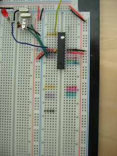 Breadboarding Tip: Color-Coded Breadboard | by Nick Ames