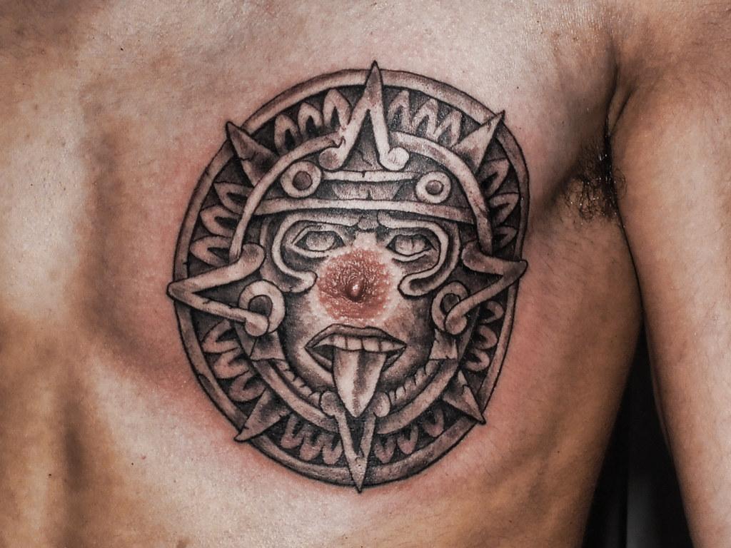 Sol Azteca Tatuaje tatuaje sol azteca | bog ratza | flickr