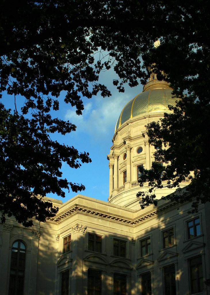Georgia State Capitol  Georgia State Capitol Building In