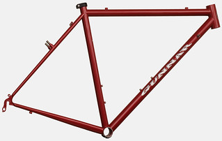 Cross Hairs - Raj Red | by Gunnar Cycles