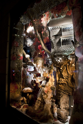 Bergdorf Goodman window display | by Keith Kelly