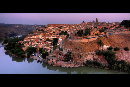 the medieval city of toledo | by Tumpal Hutagalung