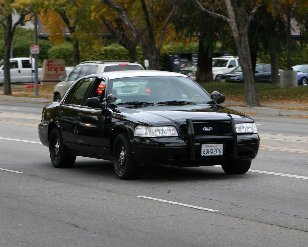 2003 Ford Crown Victoria Police Interceptor The Crown