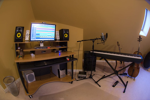 Tiny Recording Studio Jeremy Flickr