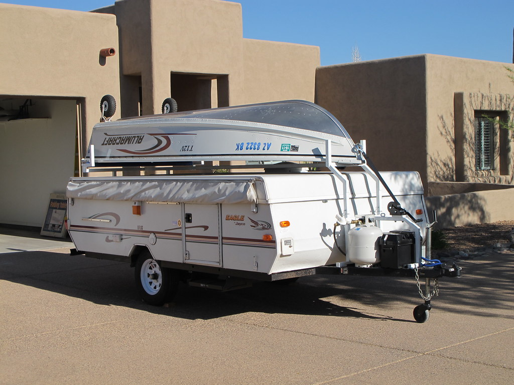 how to put up and take down rv awning