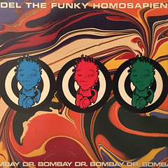 DEL THE FUNKYHOMOSAPIEN:DR.BOMBAY(JACKET A)