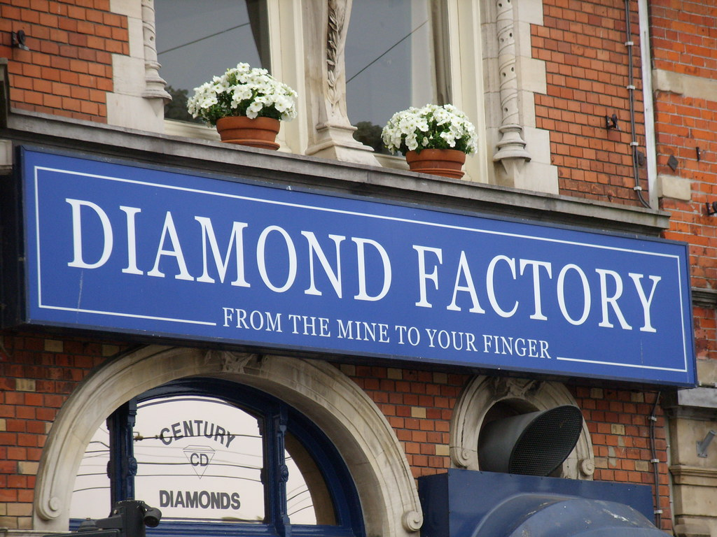 diamond factory ive seen that leonardo dicaprio and