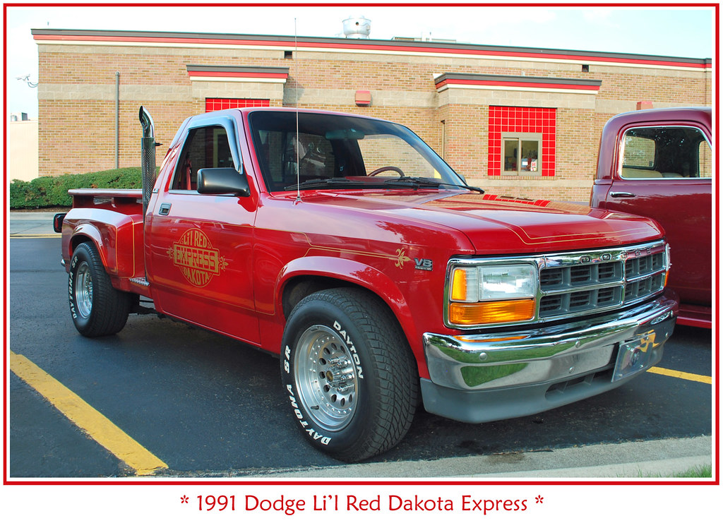1991 dodge dakota the wendy 39 s cruise night at chelsea. Black Bedroom Furniture Sets. Home Design Ideas
