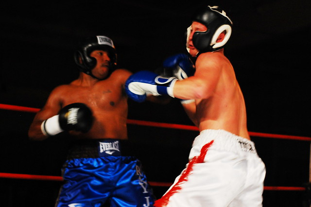 aston amateur boxing