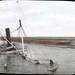 Sunken dynamite boat