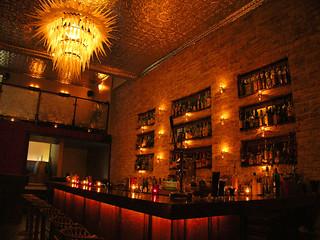 Bourbon And Branch Random Tea Room