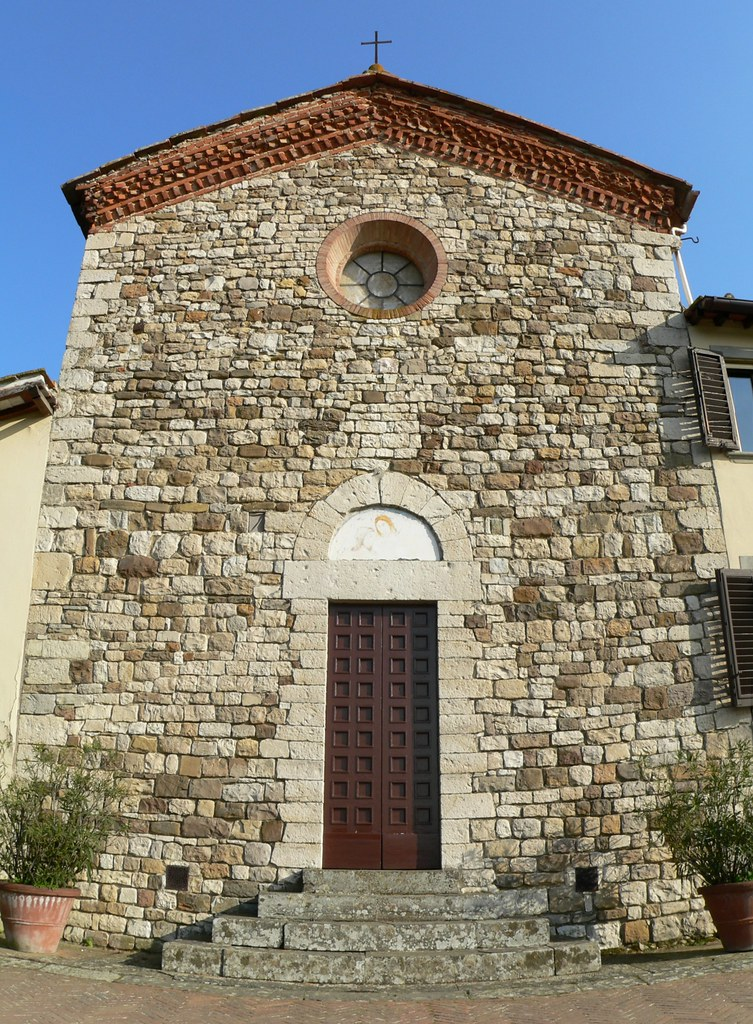 Bagno a ripoli chiesa chiesa di san tommaso baroncelli for I c bagno a ripoli capoluogo