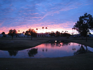 Another Beautiful Sunrise - Scottsdale, AZ | by Dru Bloomfield - At Home in Scottsdale