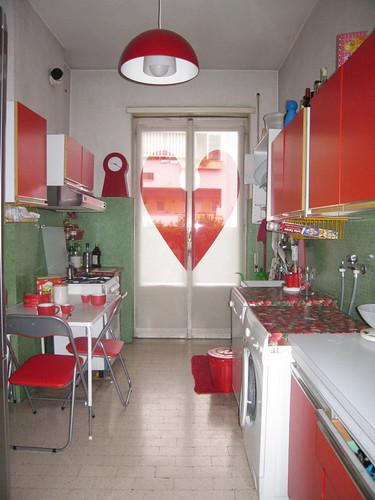 Cucina rossa ikea brasa knodd orologio ikea ps snoa for Ikea cucina 3d