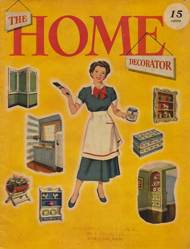 The Home Decorator | by The Cardboard America Archives