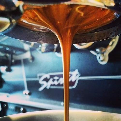 kvdw spirit espresso shot