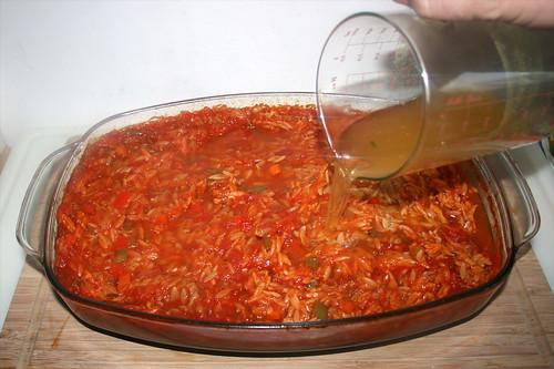 66 - Mehr Gemüsebrühe addieren / Add more vegetable stock