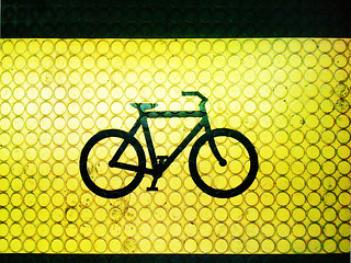 bike signage (1) | by Crystian Cruz