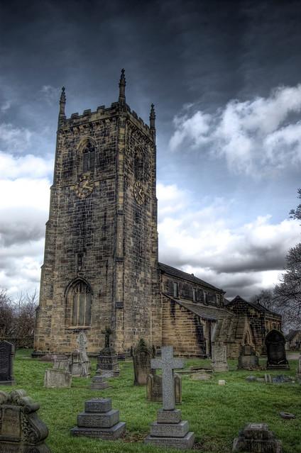 Church Building - Exterior