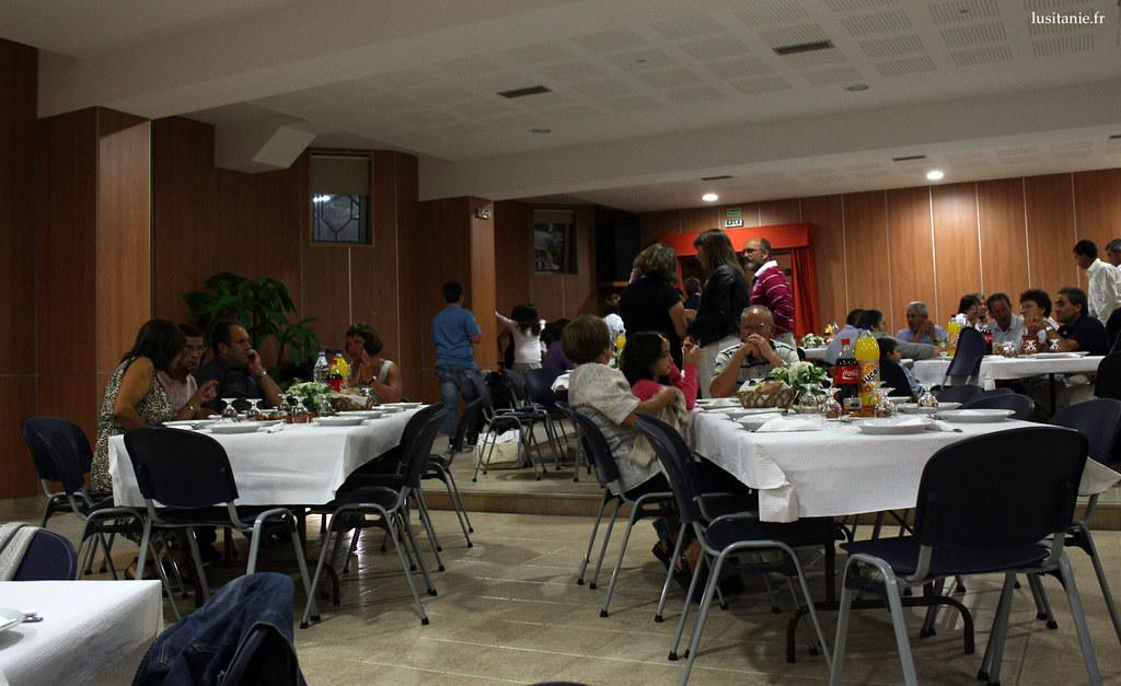 Salle des fêtes de la paroisse de Vermoíl