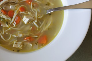 Chicken Noodle Soup | by Madison Bistro